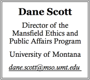 Scott Info