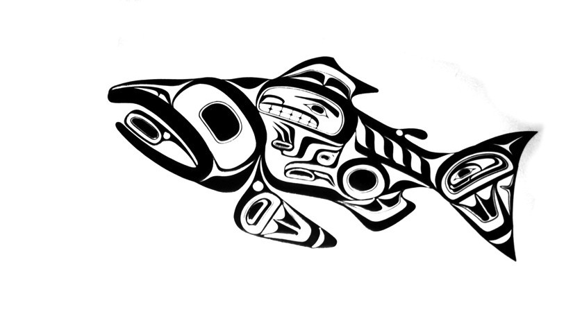 Gallery For gt Haida Salmon